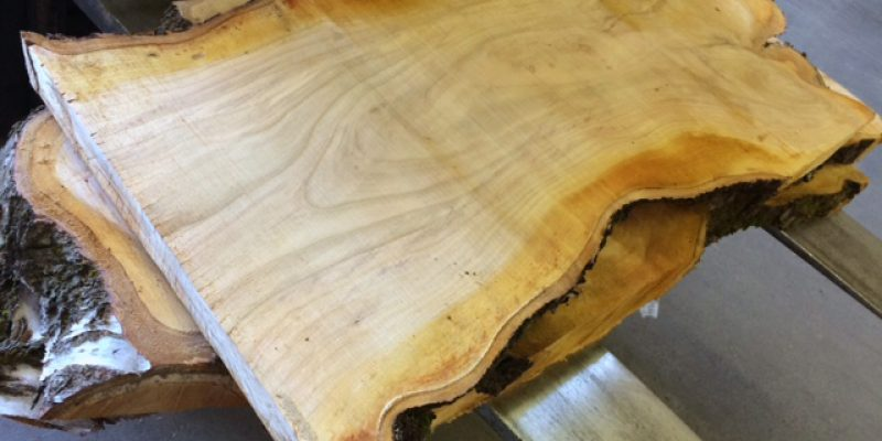 New Cherry Fruit Wood Slabs