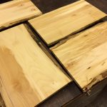 Maple live edge serving boards-Hollyburn Vancouver