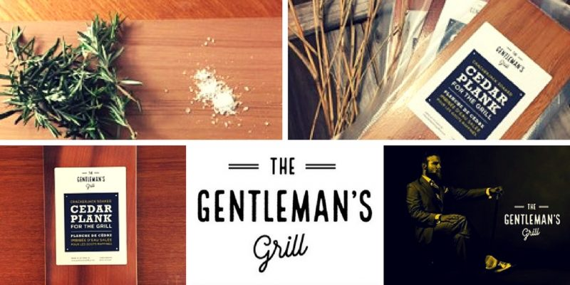Gentlemen's Grilling: Seasoned Grilling Planks