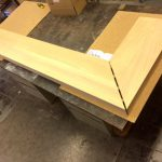 Fir Mantle - dry fitted mitre
