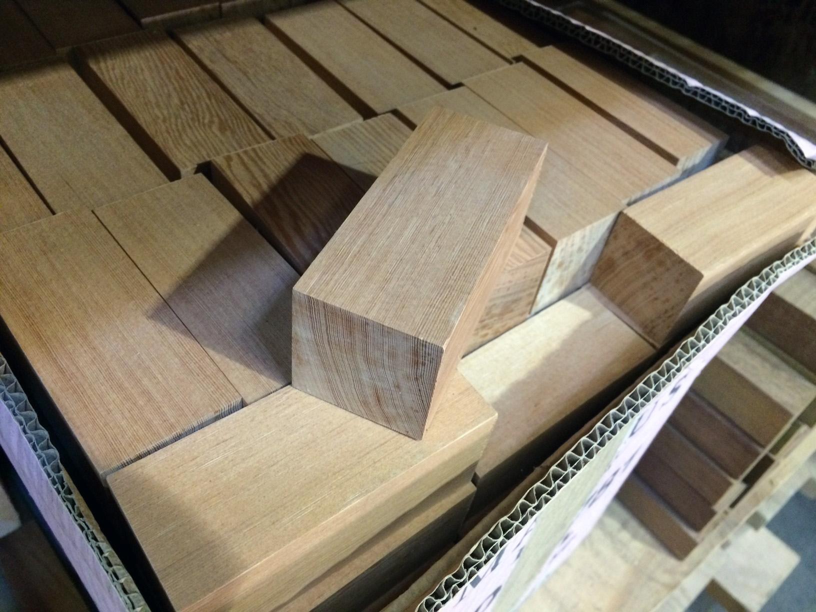Douglas fir blocks hobby carving west wind hardwood