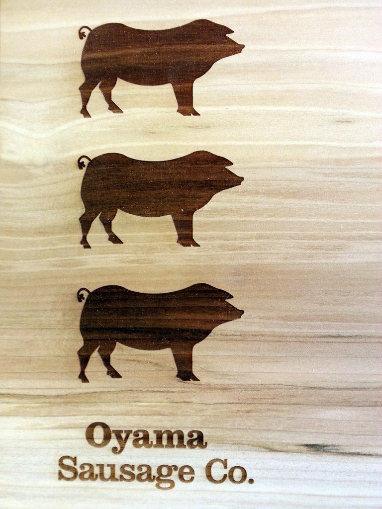 oyama sausage charcuterie