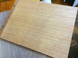 fairmont edmonton - white oak menu boards