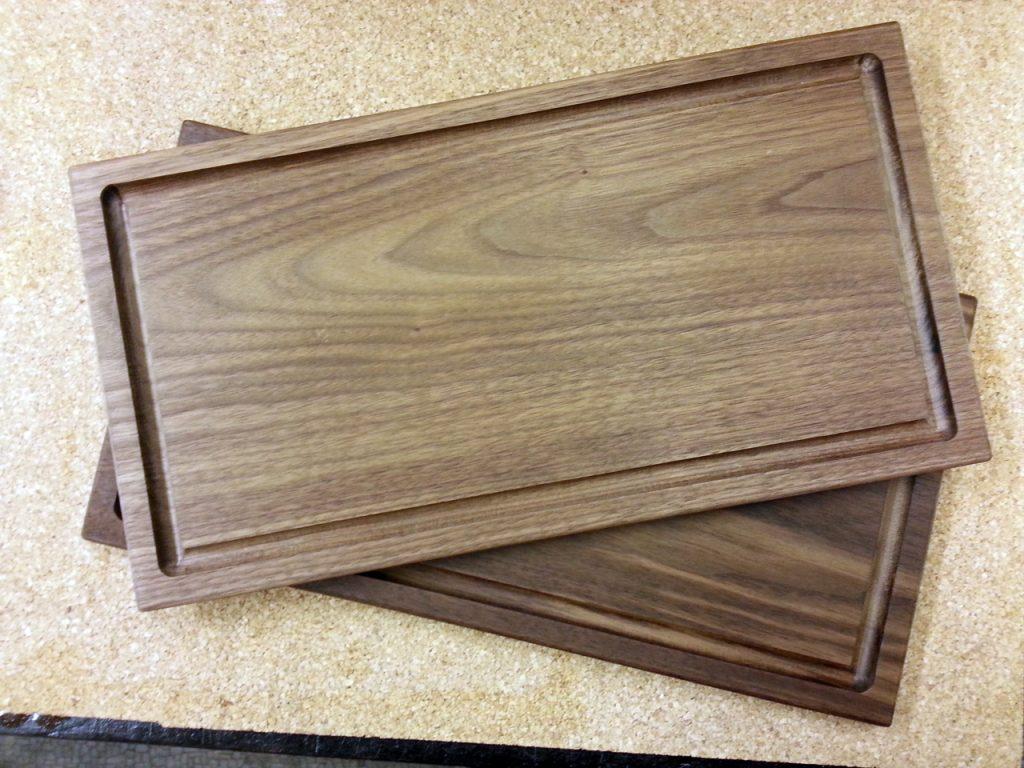walnut serving boards - florida