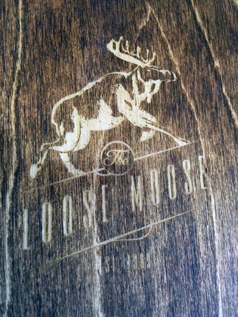 loose moose menu board