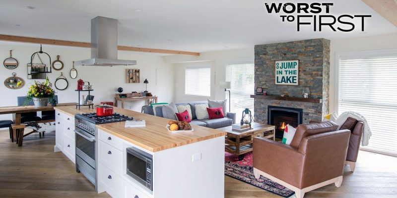 "West Wind Featured on HGTV Show ""Worst to First"""