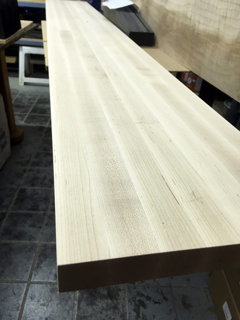 Eastern Maple Butcher Block