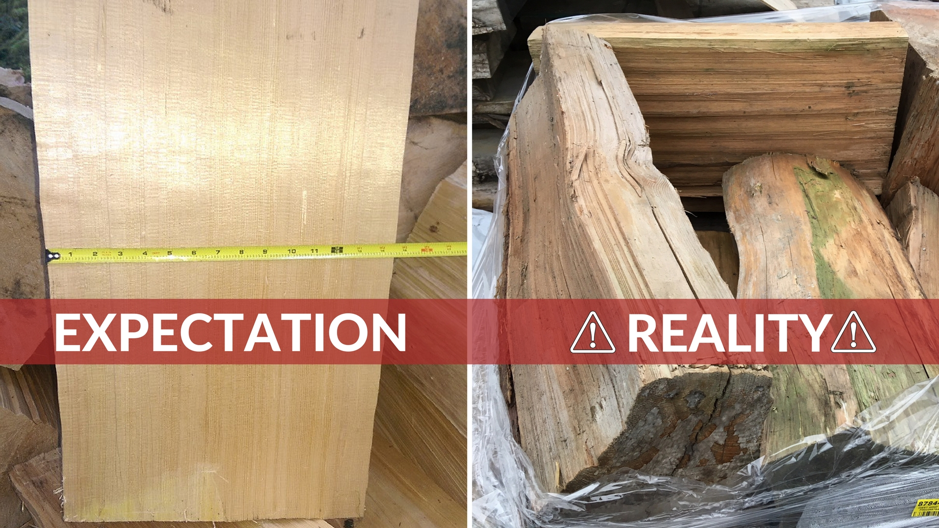 Buyer Beware J Amp S Timber Bad Alaska Tonewood And Sitka