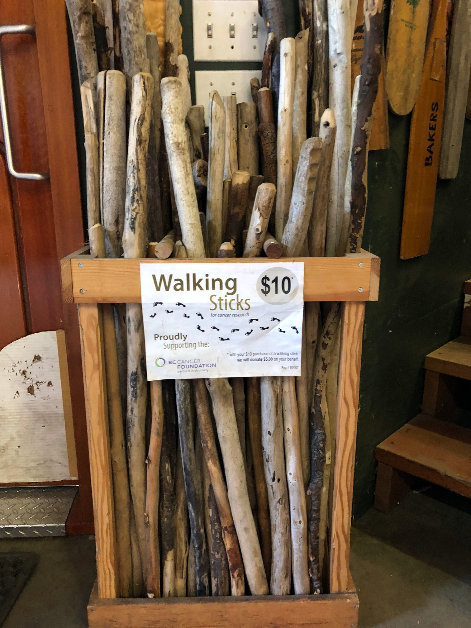 walking sticks Archives | West Wind Hardwood