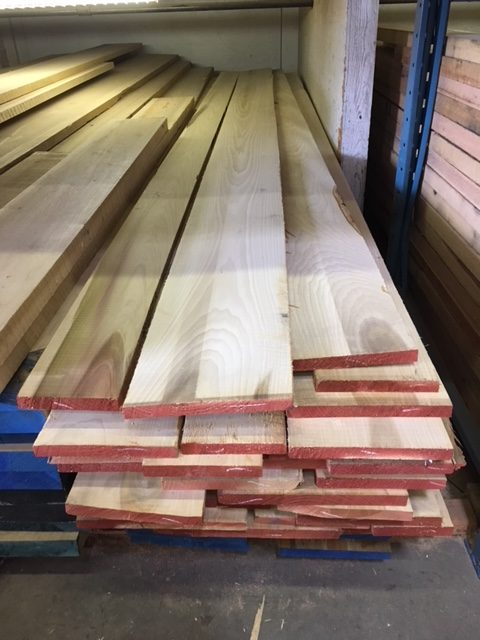 New arrivals in hardwood and softwood west wind